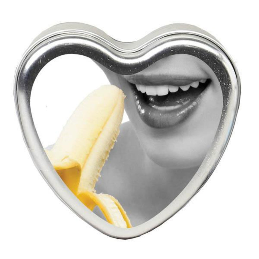 Edible Erotic Massage Candle Banana Flavour