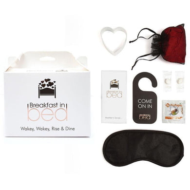 Breakfast in bed sex kit for couples