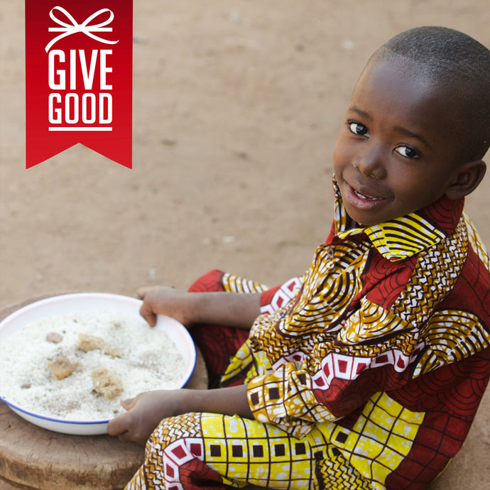 Help Feed 100,000 Hungry People this Holiday Season