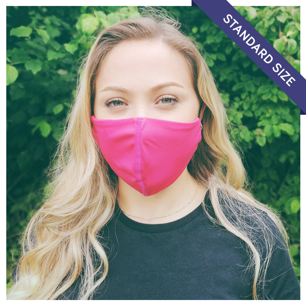 Reusable, Washable Face Coverings