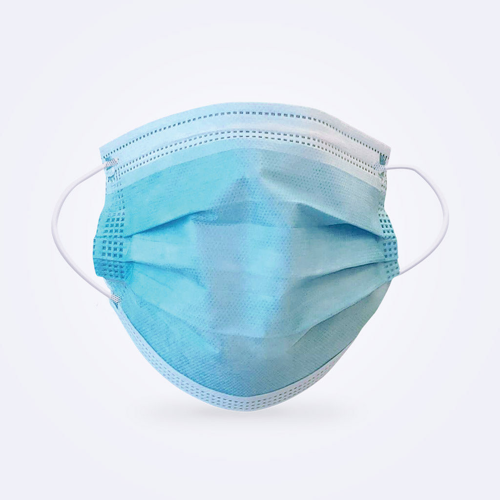 Standard Face Mask - Pack of 10