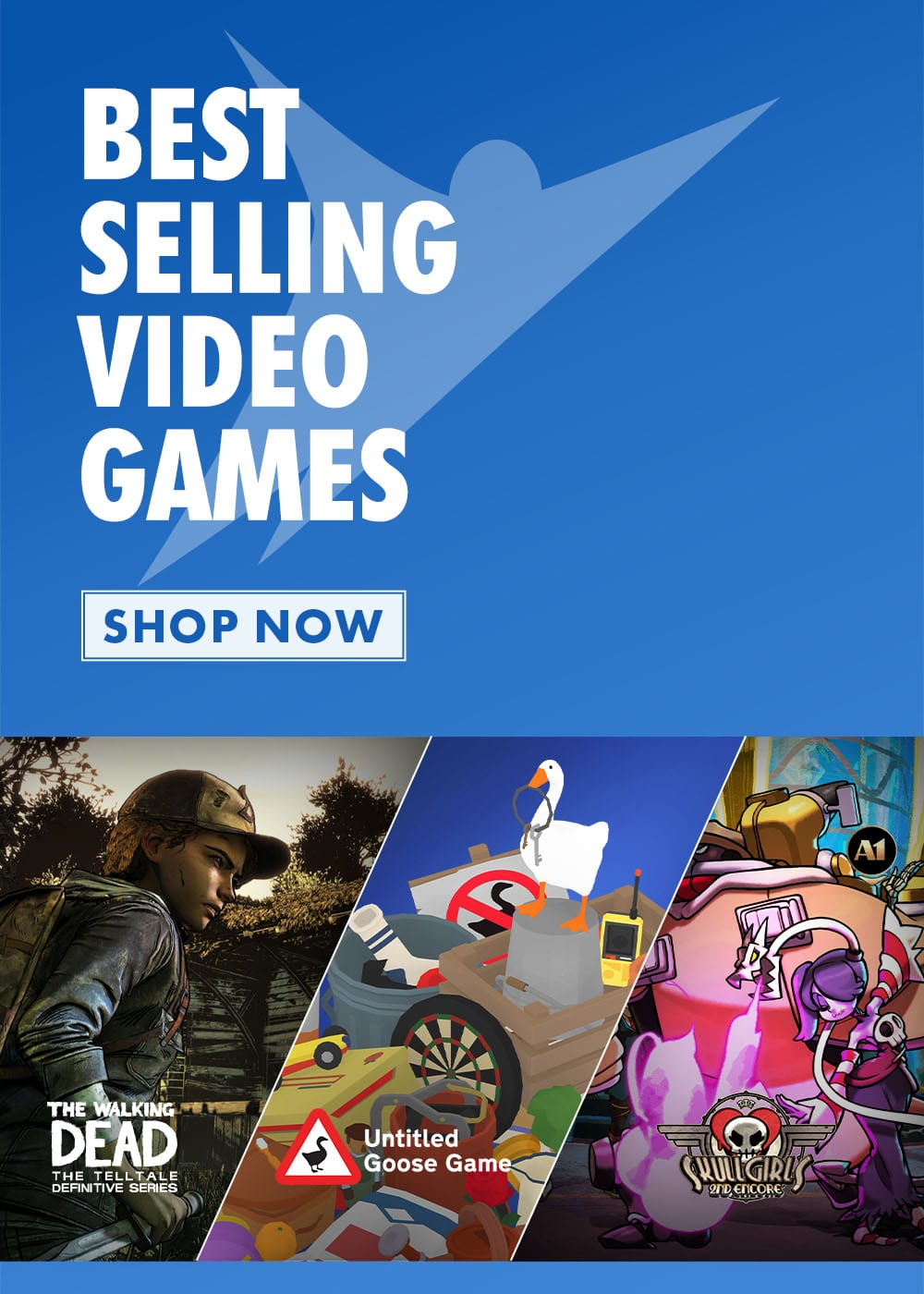 Best Selling Video Games