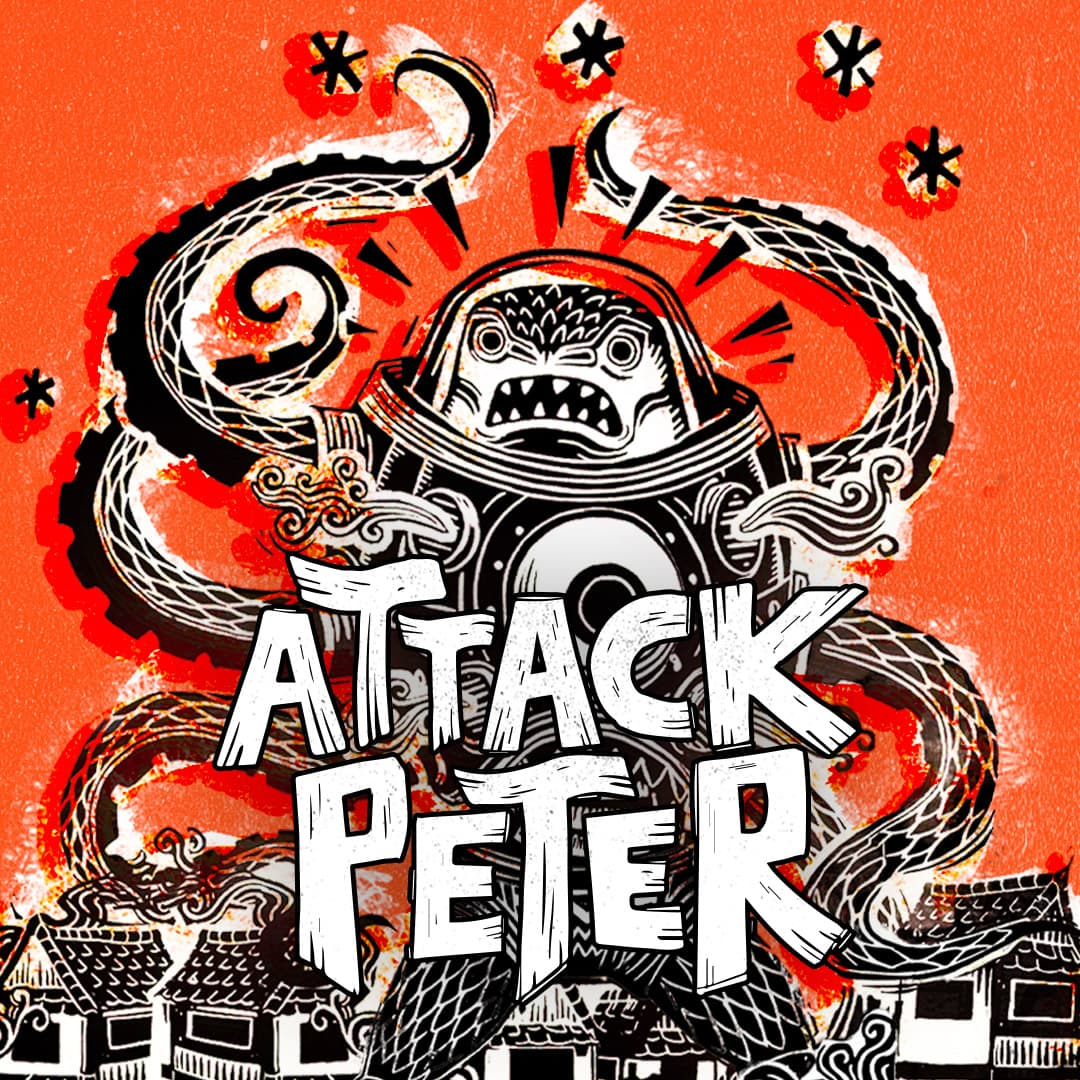 Attack Peter