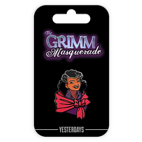 Grimm Masquerade - Red Riding Hood Pin