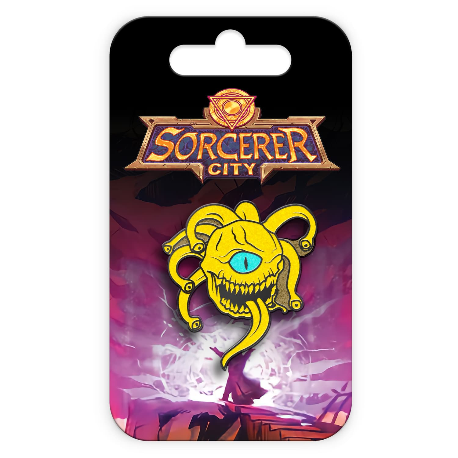 Sorcerer City - Gazer Pin