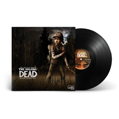 The Walking Dead - The Telltale Series Soundtrack Season 2 Vinyl Record – Pre-order