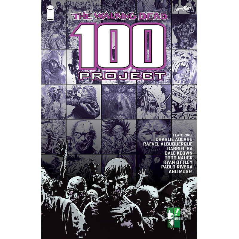 THE WALKING DEAD: 100 PROJECT