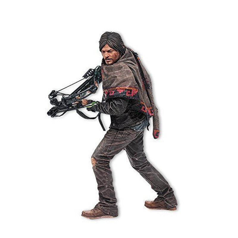 "AMC's THE WALKING DEAD Daryl Dixon 10"" Deluxe Action Figure"