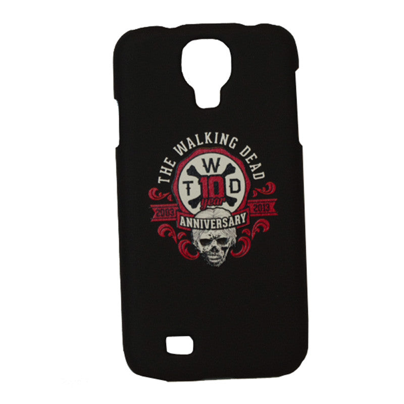 THE WALKING DEAD - 10th Anniversary Galaxy S4 Phone Case