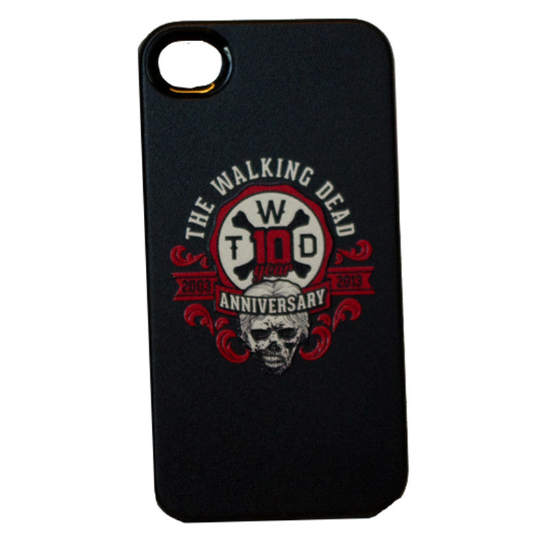The Walking Dead 10th Anniversary iPhone 4/4S Phone Case
