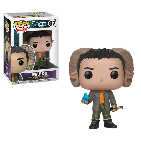 SAGA Funko Pop! - Marko with Sword