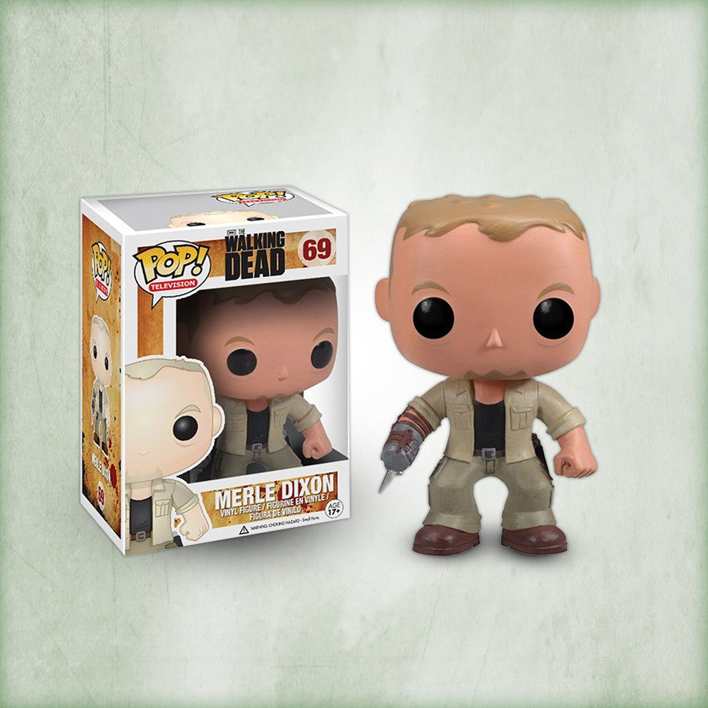 AMC's THE WALKING DEAD Funko Pop! - Merle Dixon