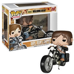 AMC's THE WALKING DEAD Funko Pop! - Daryl Dixon's Chopper