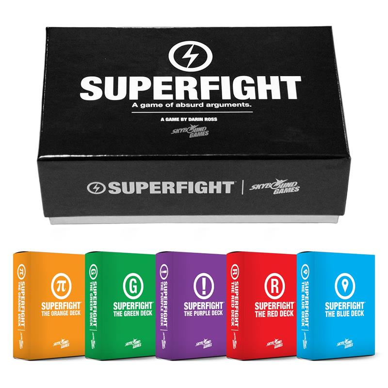 SUPERFIGHT: The Classic Bundle