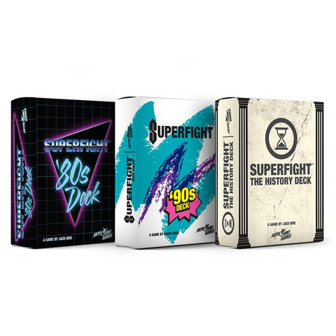 Superfight - Go Back in Time Bundle Pack