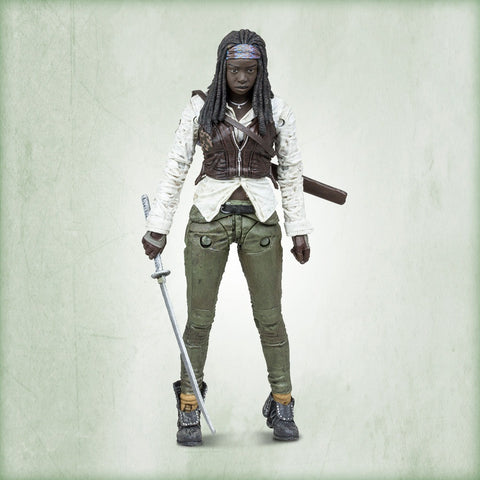 AMC's THE WALKING DEAD TV Series 7 Michonne Action Figure