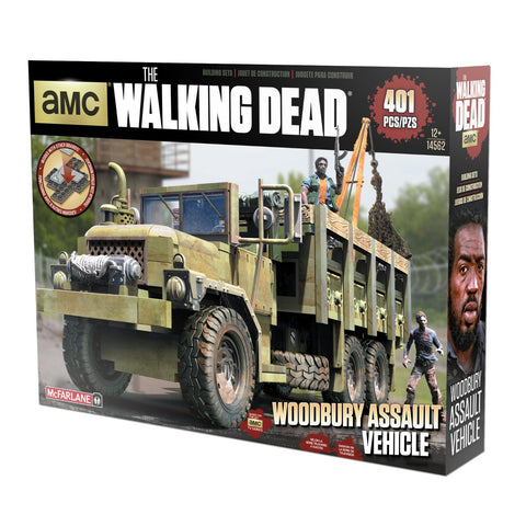 AMC's THE WALKING DEAD Construction Set - Woodbury Assault Vehicle