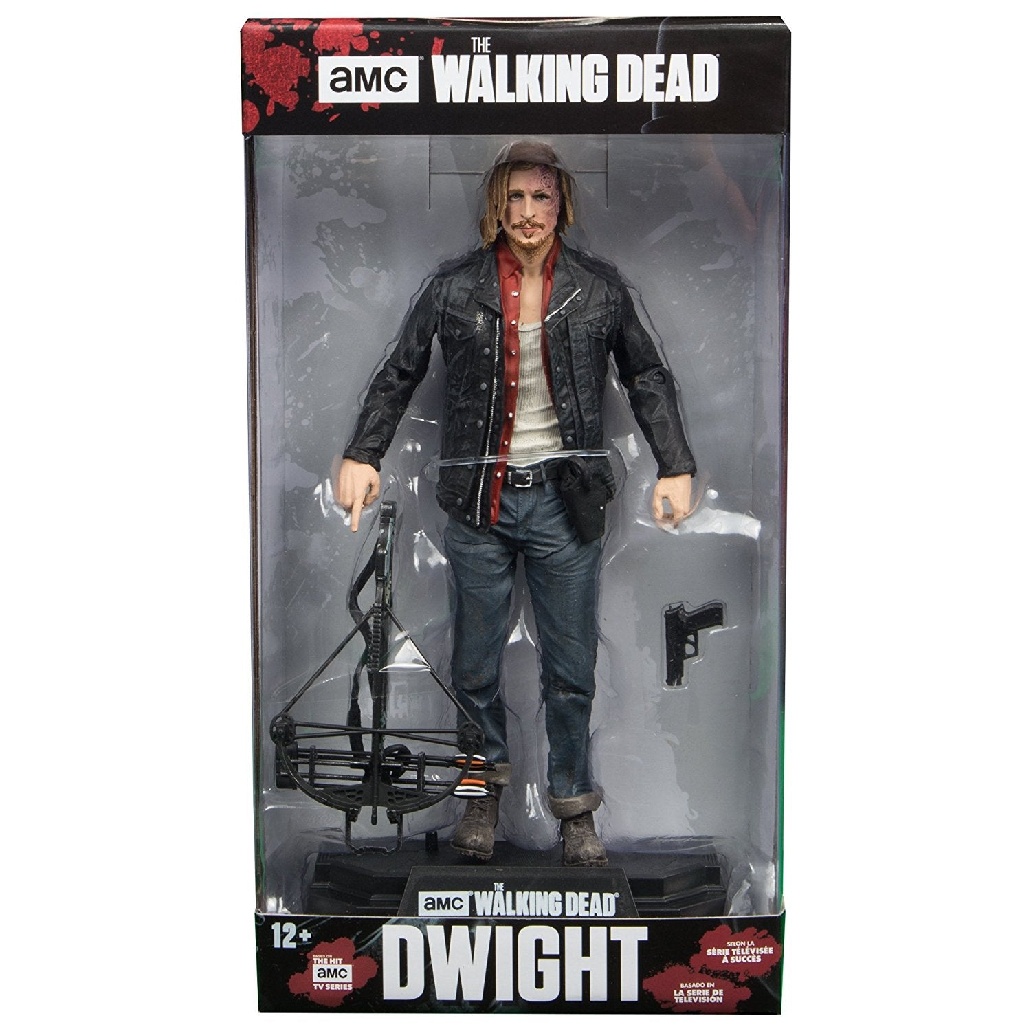 "AMC's THE WALKING DEAD - Dwight 7"" Action Figure #31"