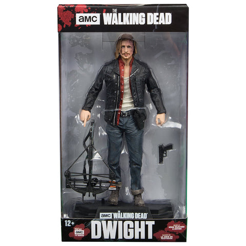 """AMC The Walking Dead PVC Action Figure Collectible Color Tops Toy NEW in Box 7/"""""""