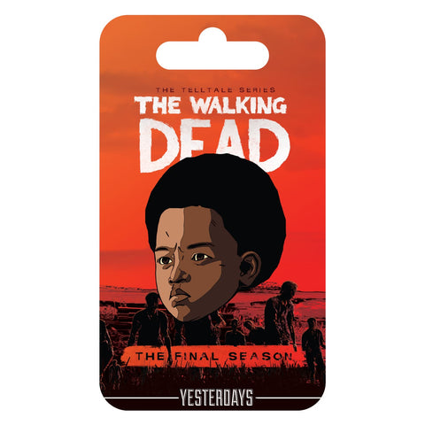 "The Walking Dead ""Telltale AJ"" - Pin"