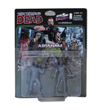 THE WALKING DEAD - Abraham PVC Figure 2-Pack (Grey)