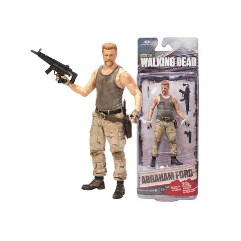 AMC's THE WALKING DEAD TV Series 6 Abraham Action Figure