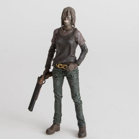 THE WALKING DEAD Alpha Action Figure (Color)