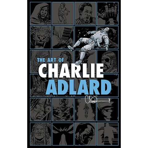 THE ART OF CHARLIE ADLARD Hardcover