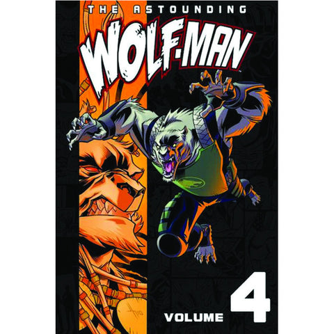 THE ASTOUNDING WOLF-MAN: Volume 4
