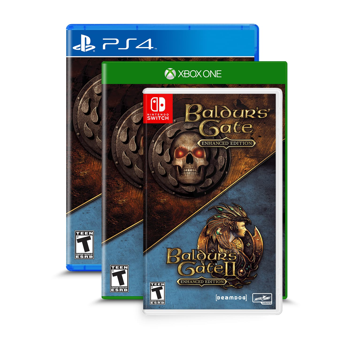 Baldur's Gate & Baldur's Gate II Enhanced Edition