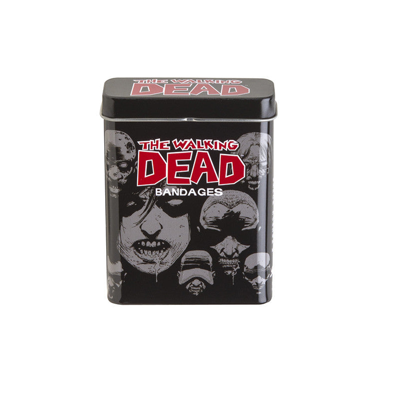 THE WALKING DEAD Adhesive Bandage Tin
