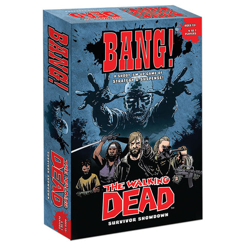 THE WALKING DEAD - BANG! Card Game