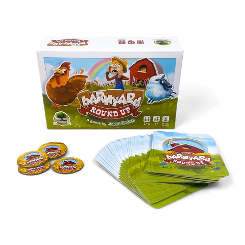 Barnyard Roundup Card Game