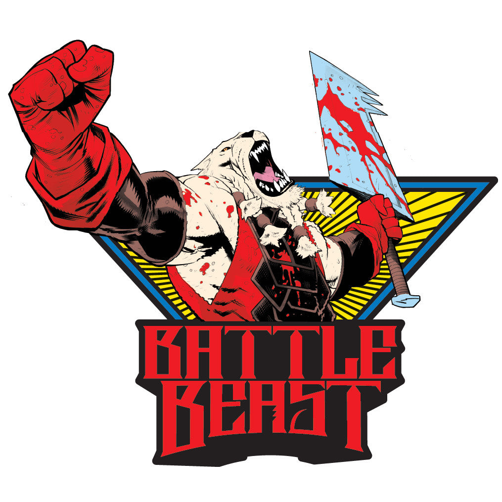 INVINCIBLE: Battle Beast Pin