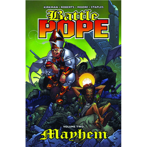 "BATTLE POPE Volume 2 - ""Mayhem"""