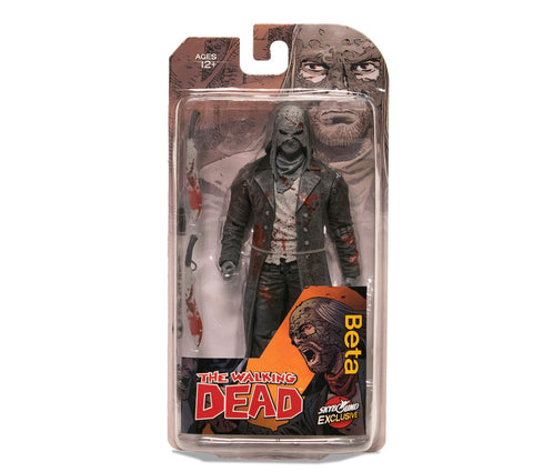 THE WALKING DEAD Beta Action Figure (Bloody B&W)