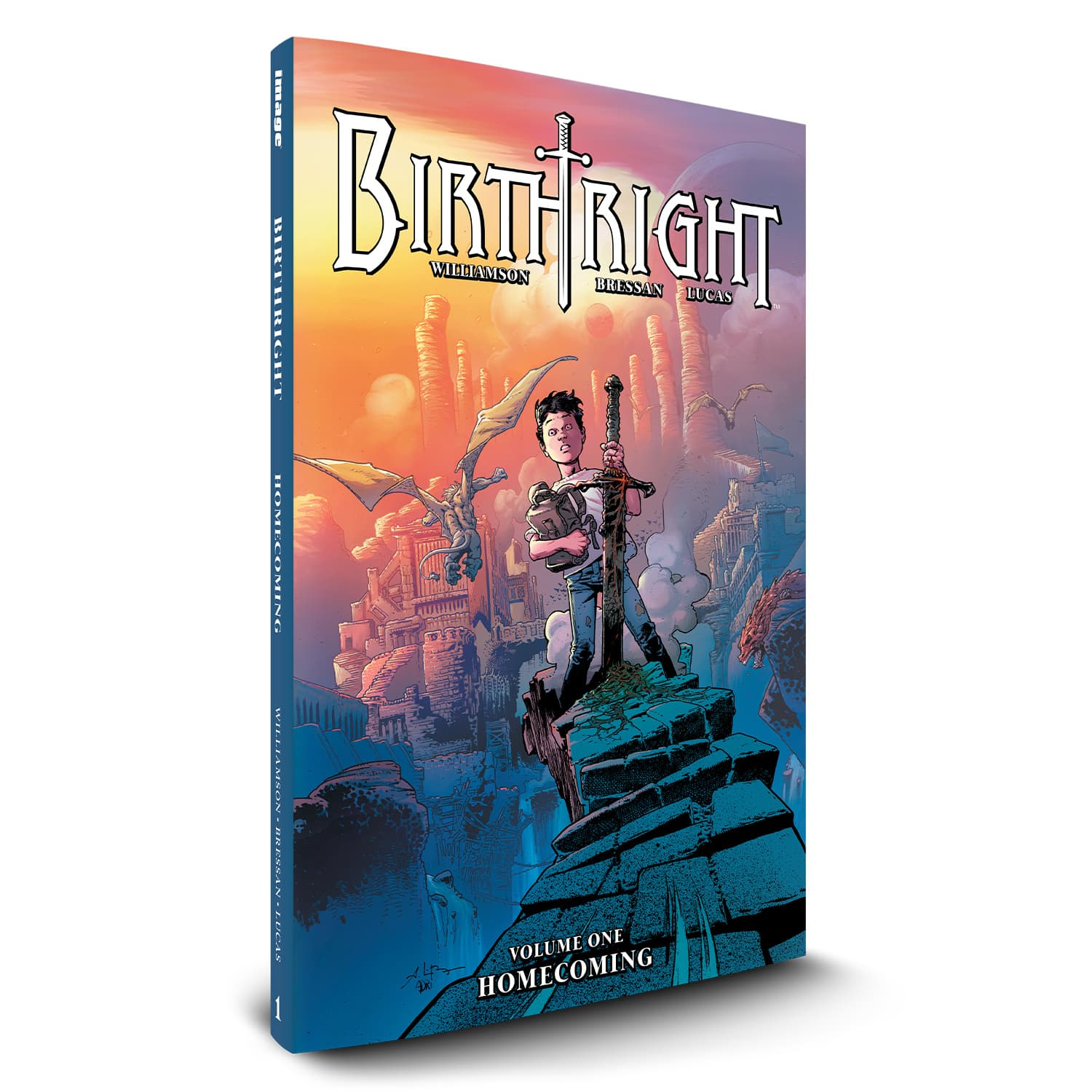 "BIRTHRIGHT Volume 1 - ""Homecoming"""