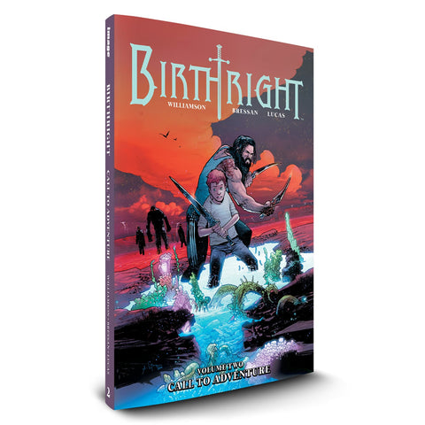 "BIRTHRIGHT Volume 2 - ""Call to Adventure"""