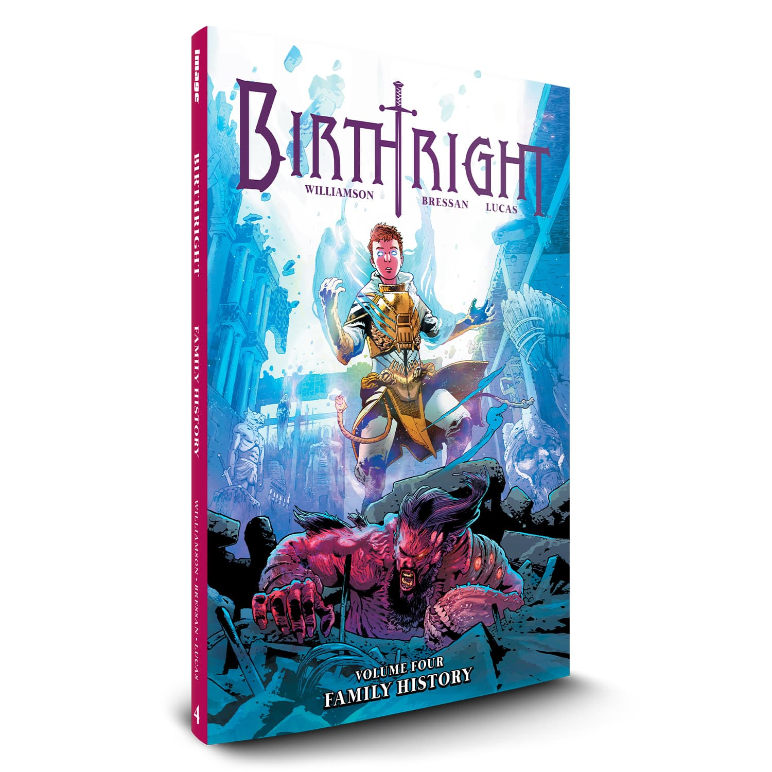 "BIRTHRIGHT Volume 4 - ""Family History"""