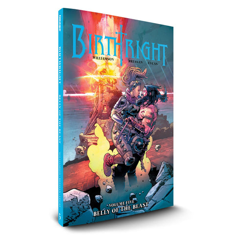 "BIRTHRIGHT Volume 5 - ""Belly of the Beast"""