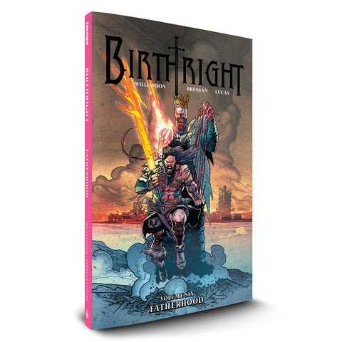 "BIRTHRIGHT Volume 6 - ""Fatherhood"""