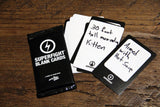 SUPERFIGHT: Blank Cards (20 Card Pack)