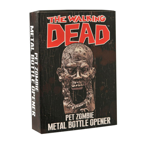 THE WALKING DEAD - Pet Zombie Bottle Opener