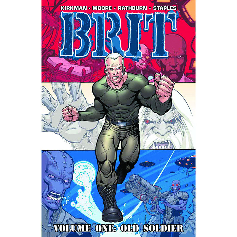 "BRIT Volume 1 - ""Old Soldier"""