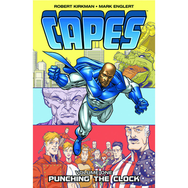 "CAPES Volume 1: ""Punching the Clock"""