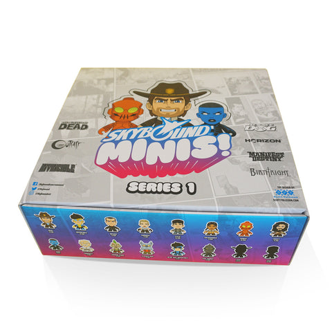 Skybound Minis: Case of 20 Blind Box Figures