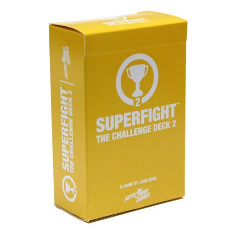 SUPERFIGHT: The Challenge Deck 2