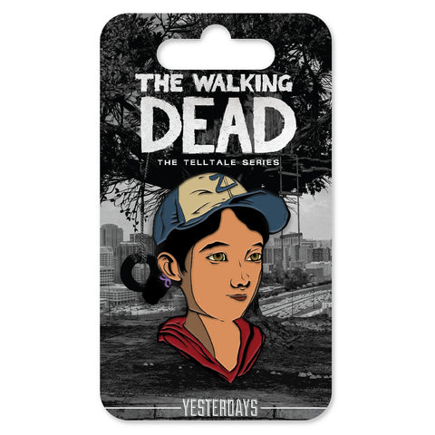 "The Walking Dead ""TellTale Clementine"" - Pin"