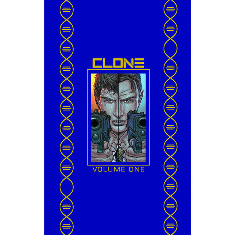 "CLONE Volume 1: ""First Generation"" Hardcover"