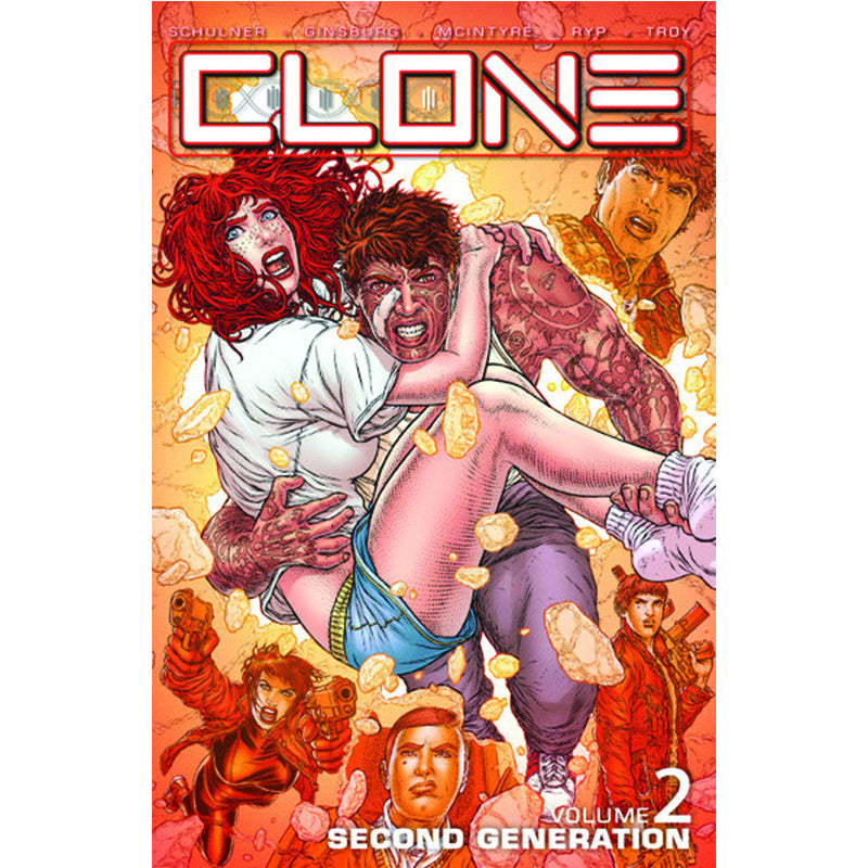 CLONE Volume 2: Second Generation